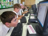 Computers in a Northampton School