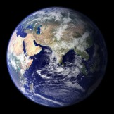 Earth ((c) NASA)