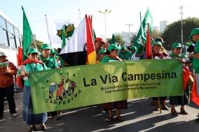 La Via Campesina - Massive March